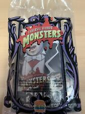 Universal Monsters Dracula 1997 Burger King Kids Club Figure With coffin Acc