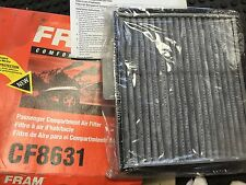 CF8631 FRAM AIR FILTER CABIN FILTER FOR 1997 1998 1999 2000 2001 2002 FORD