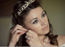 Wedding tiara antique style tiara bridal tiara hair accessories bride to be