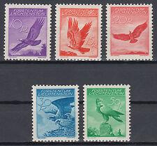 Briefmarken Liechtenstein 17 Liechtenstein 19-24 Ungebraucht Mit Falz Wappen Und Schloss Briefmarken