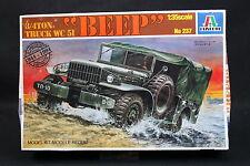 XZ117 ITALERI 1/35 maquette 237 Beep ¾ ton truck WC51 50ème anniversary D-Day