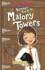 Summer Term at Malory Towers (Malory Towers (Pamela Cox)),Pame ,.9781405272773