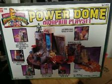 NEW SEALED Bandai Mighty Morphin Power Rangers 1993 Power Dome (2290)