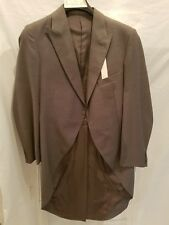 Grey Morning Suit - Size 36R Jacket / 30W trousers - ex hire stock