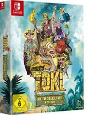 Nintendo Switch Spiel Toki Retrollector Edition DHL Paket NEUWARE