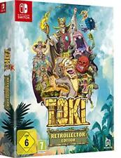 Nintendo Switch Spiel Toki Retrollector Edition DHL Paket NEUWARE