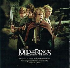 (CD) Howard Shore - The Lord Of The Rings: The Fellowship Of The Ring  (2001)