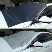 1× Car Snow Smog Windshield Cover Auto Magnetic Frost Dust Sunlight UV Protector