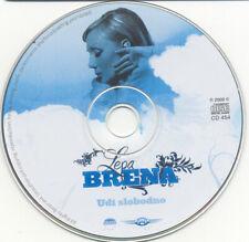 Lepa Brena CD Udji Slobodno Grand Srbija Folk Narodna Muzika Best Hit Zrno Tuge