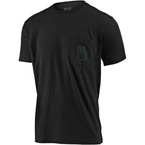 Troy Lee Designs T-Shirt Tee TLD Motocross Mx Bmx Mtb Dh Gear Peace Out Black