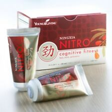 Young Living NINGXIA NITRO Supplement 14 Tubes Full Box Sealed Brand New