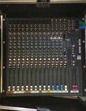Allen & Heath ZED-16FX Mixer + flight case included