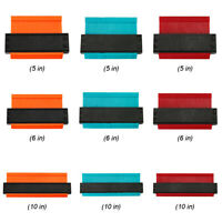 Plastic Profile Copy Contour Gauges Tiling Laminate Standard Wood Marking Tool