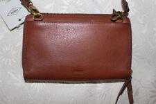 Fossil  leather   womens   Brown   Shoulder  Bag