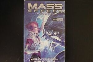 Mass Effect Invasion Softcover Graphic Novel   (B30) Dark Horse Comics