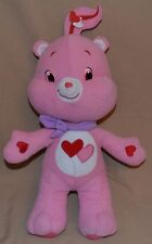"13"" Love-A-Lot Care Bears Carebears Plush Dolls Toys Stuffed Animals Nanco 2009"