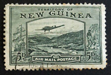 Timbre  NOUVELLE GUINEE / NEW GUINEA Stamp - Yvert et Tellier n°52 obl (Cyn22)