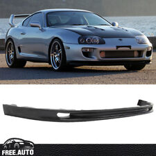 Fit For 93-98 Toyota Supra Magic Whifbitz Aero Style Front Bumper Lip Spoiler PU