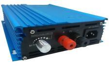 inverter solare 500watt regolabile on grid batterie o solare automatico 24vdc