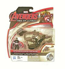 Hasbro Marvel Avengers Age of Ultron Captain America & Marvel's War Machine