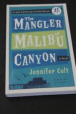 NEW The Mangler of Malibu Canyon by Jennifer Colt Paperback Book (English)
