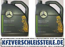 10 Liter  Motoröl Original Mercedes-Benz 5W-30, MB 229.52