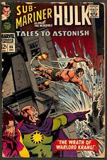 Tales to Astonish #86 GD