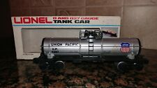 Lionel Union Pacific Tank Car 6-9367