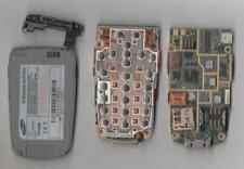 NR.02 LOGICHE PER CELLULARE GSM SGH-Z500V FUNZIONANTI, ANTENNA E BATTERIA USATA