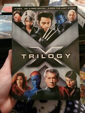 Xmen Trilogy Dvd Set