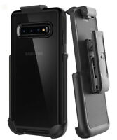Belt clip Holster for Spigen Ultra Hybrid - Galaxy S10 Plus(case not Included)