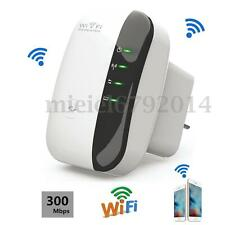 2.4G Wireless 300M Wifi Ripetitore AP Router Extender Signal Booster 802.11B/G/N