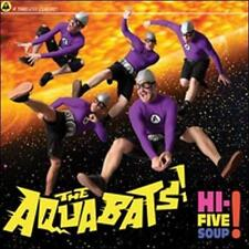 Audio CD: Hi-Five Soup!, Aquabats. Good Cond. Import. 714753014626