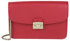 "FURLA Tasche bag Crossover 883434 ""Giulia"" Limited Edition Red Rot rubin ruby"
