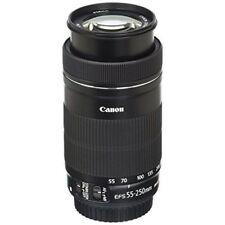 Canon EF Mount Zoom Telephoto Camera Lenses
