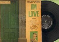 Lowe, Jim - The Door Of Fame Vinyl LP Record Mercury 20246 Free Shipping