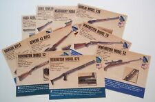 Atlas Classic Firearms Gun PHOTO CARD LOT of 10 CARDS Mint Condition