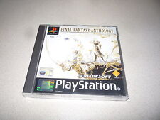 Antología Final Fantasy SONY PLAYSTATION PS1 tridimensionales