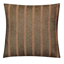 "Olive Green Soft Weaved Khaddi 16"" x 16"" Cushion Cover Pillow for Sofa Bed"