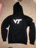 NEW Virginia Tech Hokies Military Bowl Hoodie Sweatshirt *S*