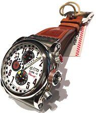 orologio LAMPERTI & LANCINI Type C ispirato all' AUTO UNIONi anni '30 VALJOUX