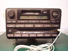 2001 INFINITI QX4 RADIO 6 CD CHANGER W AUX INPUT PN-2344N CNA48 28188-3W700
