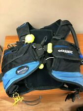 Oceanic Bioflex Scuba Diving Size SM