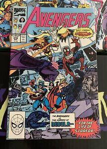 Avengers 316 (Marvel,1990) Spider-Man Joins ~ VF/NM