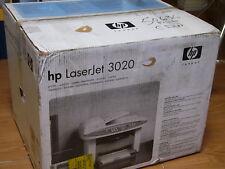 NEW HP LaserJet 3020 All in One Laser Printer