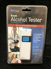 BACTRACK ALCOHOL TESTER T60 BREATHALYZER - .0-.40% BAC TESTING RANGE-NEW-SEALED