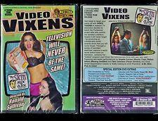 Video Vixens - Ronald Sullivan, Angela Carnon - Brand New Sexy Troma Dvd