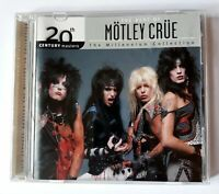 Motley Crue Best Of Used CD Millennium Collection