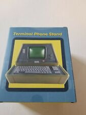 FALLOUT CRATE TERMINAL PHONE STAND IPHONE/ANDROID NEW SEALED