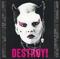 Destroy by VA (CD 7-2008, MOJO Magazine #176, UK Import, BOGO, FLAT Shipping)